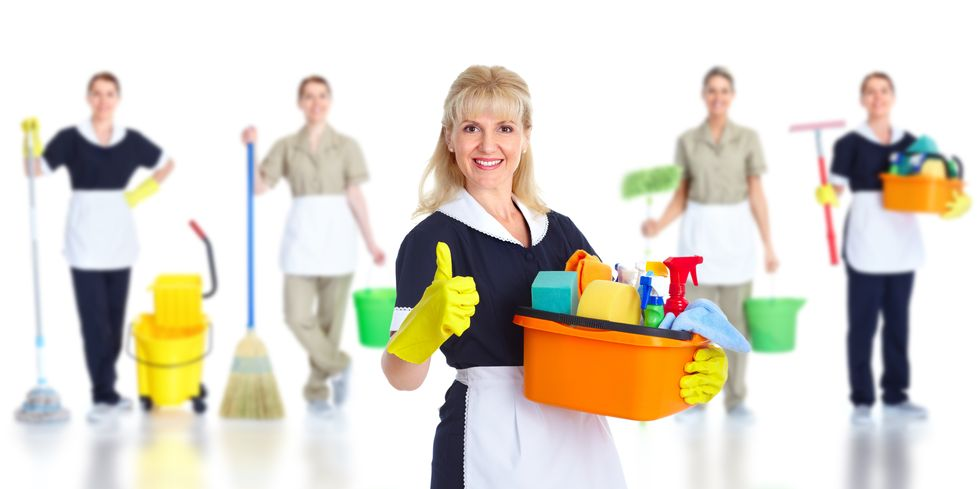 housekeeping house cleaning